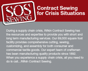 Contract Sewingfor Crisis Situations
