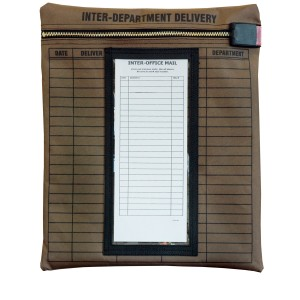 Interoffice Security Envelope-- Keyless Security--GSA