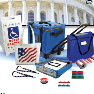 Election Supplies and Bags
