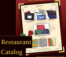 Restaurant & Food Service Catalog