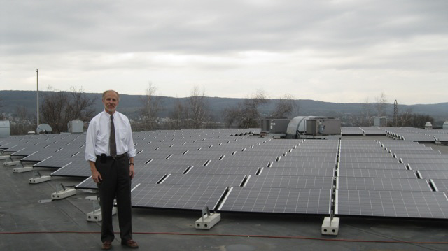 A. Rifkin Co. Puts Solar Energy in the Bag